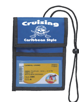 Cruise Card Holder Deluxe - Choice of color - 013