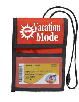 Cruise Card Holder Deluxe - Choice of color - 014