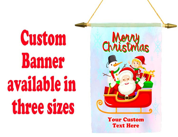 Cruise Ship Door Banner -  available in 3 sizes.      Holiday 34