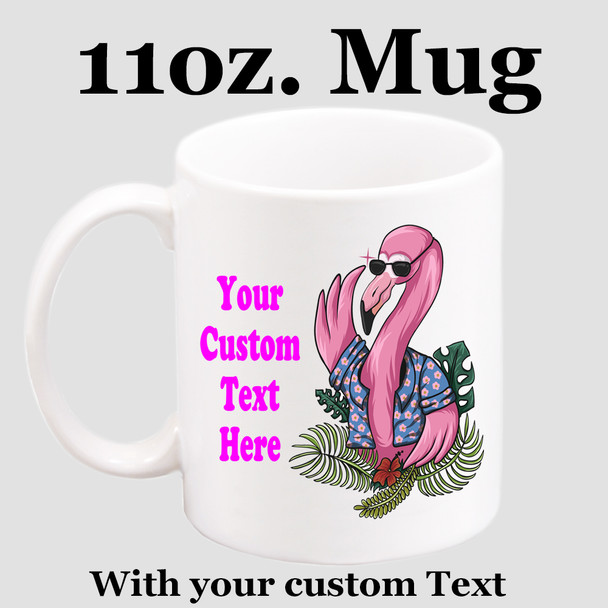 Cruise & Beach theme Custom 11 oz. mug.  Great gift for friends & family or as a special memento for you!  (020