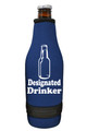 Cruise themed bottle sleeve.  Choice of color and custom option available.  Design 020