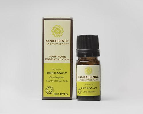 Bergamot (Organic) - Essential Oil