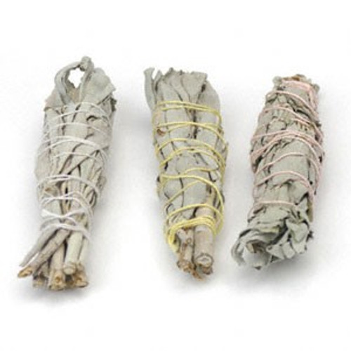 White Sage Baby Smudges