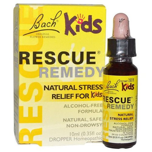 Bach Flower Remedies Kid's Rescue Remedy 10 ml