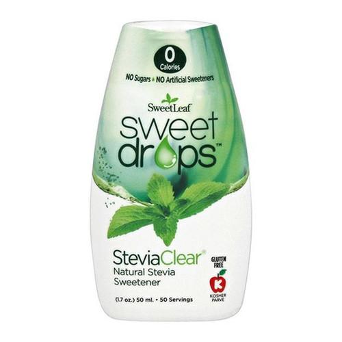 SweetLeaf SteviaClear Liquid Stevia Drops 1.7 fl. oz.