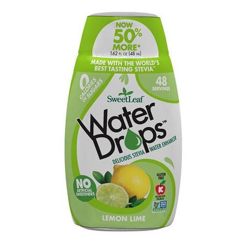 SweetLeaf Lemon Lime Water Drops 1.62 fl. oz.