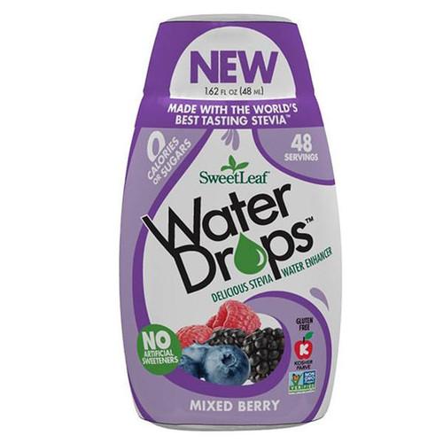 SweetLeaf Mixed Berry Water Drops 1.62 fl. oz.