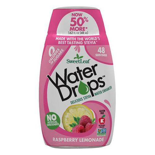 SweetLeaf Raspberry Lemonade Water Drops 1.62 fl. oz.