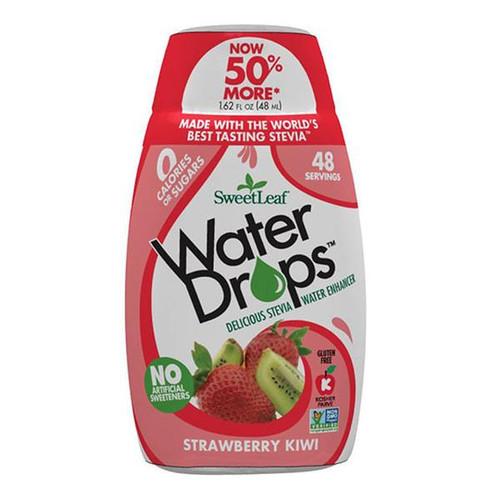 SweetLeaf Strawberry Kiwi Water Drops 1.62 fl. oz.