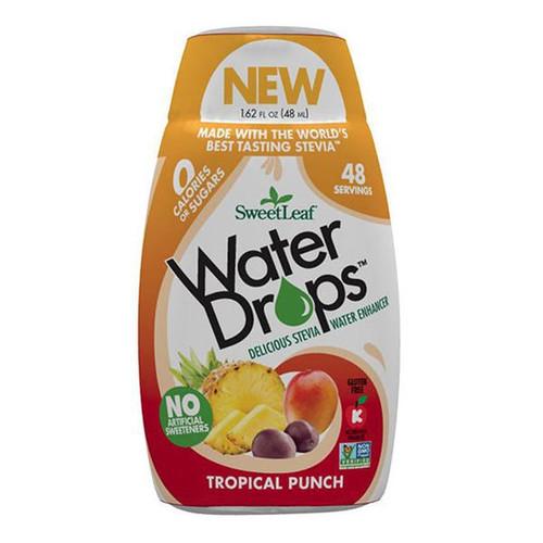 SweetLeaf Tropical Punch Water Drops 1.62 fl. oz.