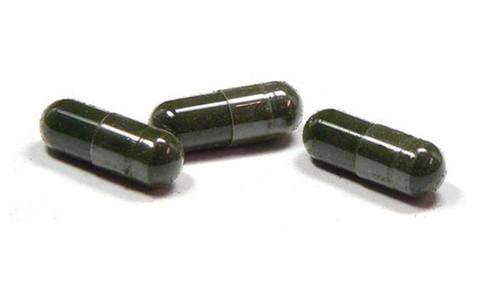 Chlorella Capsules