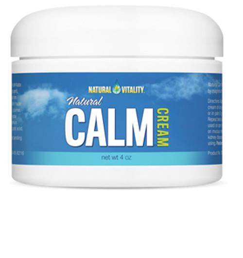 Natural Calm Cream, 4 oz.