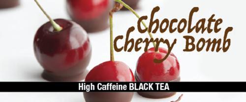 Chocolate Cherry Bomb Black Tea