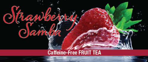 Strawberry Samba Fruit Tea