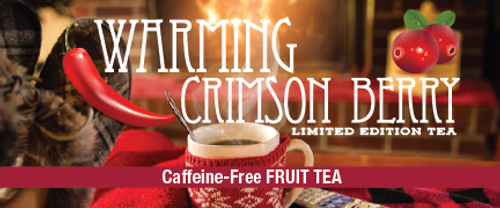 Warming Crimson Berry Fruit Tea