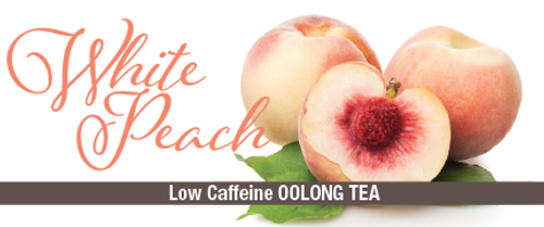 White Peach Oolong Tea