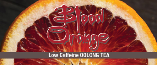 Blood Orange Oolong Tea