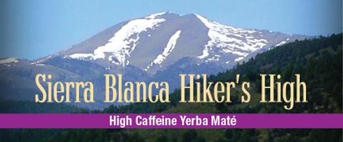 Sierra Blanca Hiker's High Maté Tea