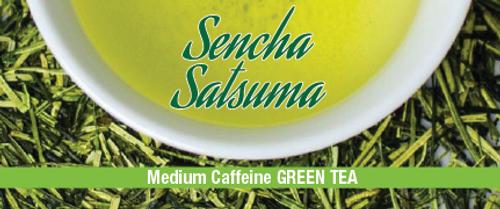 Sencha Satsuma Green Tea