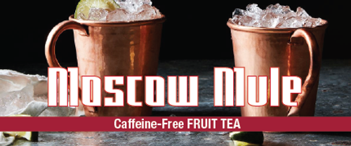Moscow Mule Fruit Tea