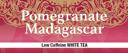 Pomegranate Madagascar White Tea