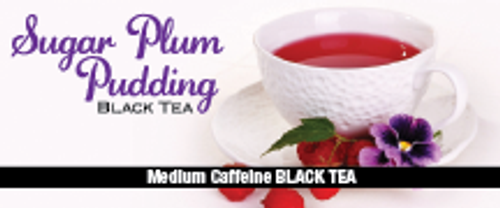 Sugar Plum Pudding Black Tea