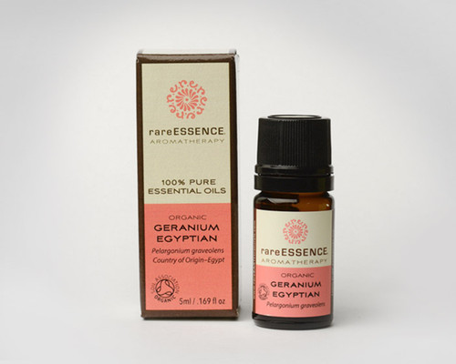Geranium, Egyptian Essential Oil