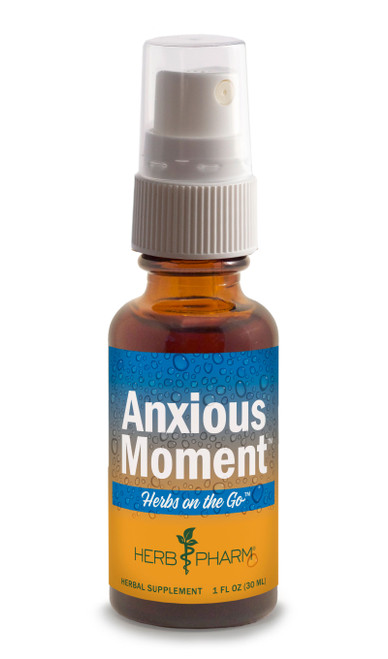 Herbs On The Go: Anxious Moments