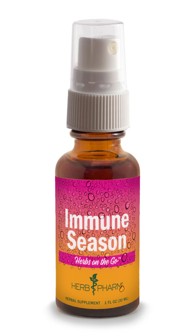 Herbs On The Go: Immune Season