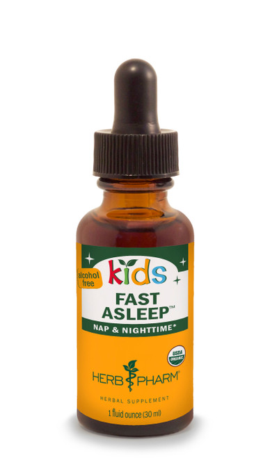 Kid Glycerite: Fast Asleep