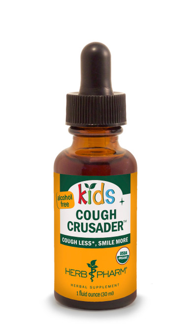 Kids Glycerite: Cough Crusader