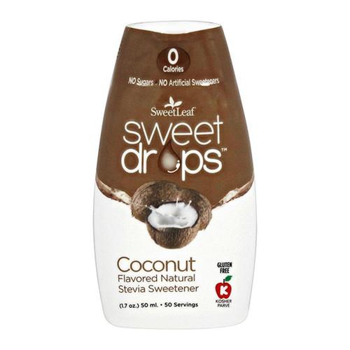 Coconut Stevia Drops