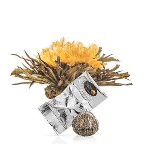 Lychee & Sunflower Blooming Tea