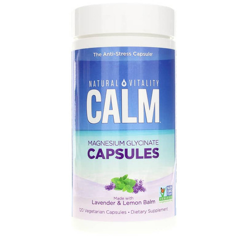 Calm Magnesium Glycinate Capsules
