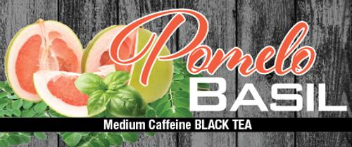 Pomelo Basil Black Tea
