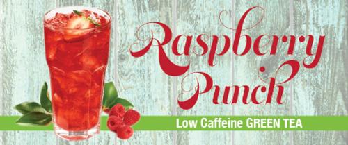 Raspberry Punch Green Tea