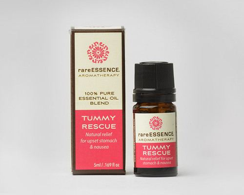 Tummy Rescue Essential Oil Blend