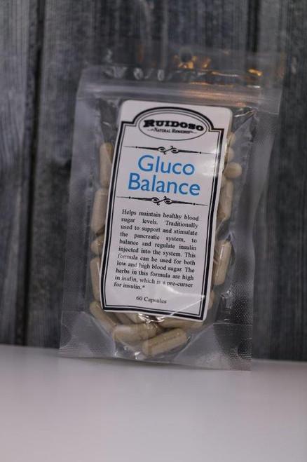 Gluco Balance Capsules