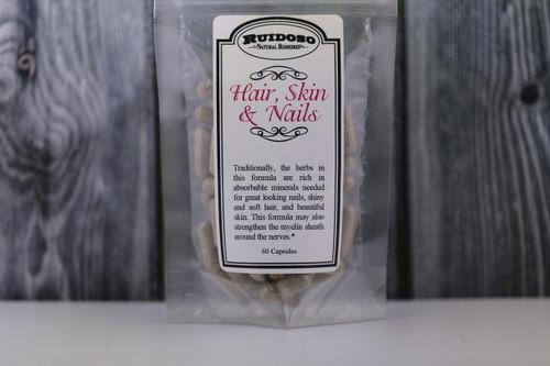 Hair, Skin & Nails Capsules