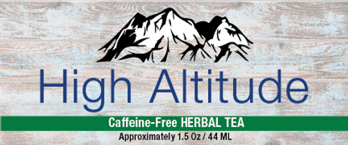 High Altitude Tea