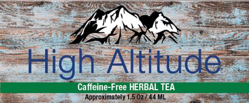 High Altitude Tea