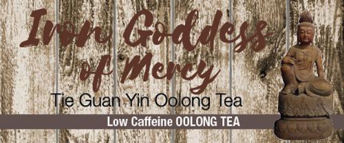 Iron Goddess of Mercy, Tie Guan Yin Tea