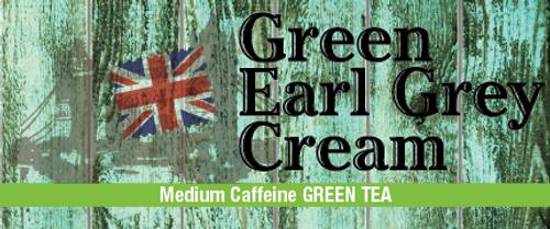 Green Earl Grey Cream Tea