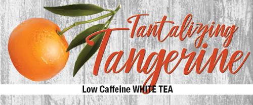 Tantalizing Tangerine Tea
