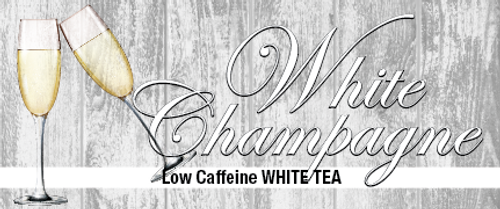 White Champagne Tea