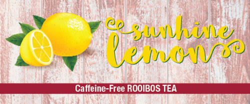 Sunshine Lemon Rooibos Tea