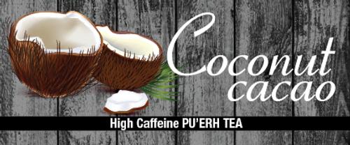 Coconut Cacao Pu'erh Tea