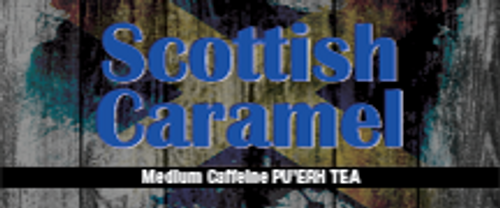 Scottish Caramel Pu'erh Tea
