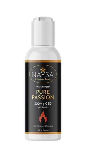 Pure Passion CBD oil