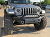 Iron Cross Full Size Base Front Bumper W/ Bar For 18-20 Jeep Wrangler JL / Gladiator JT - GP-1302
